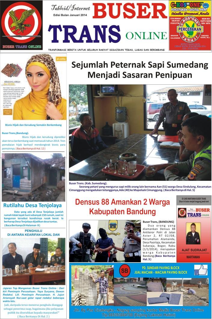 Caper Edisi Pebruari 2014